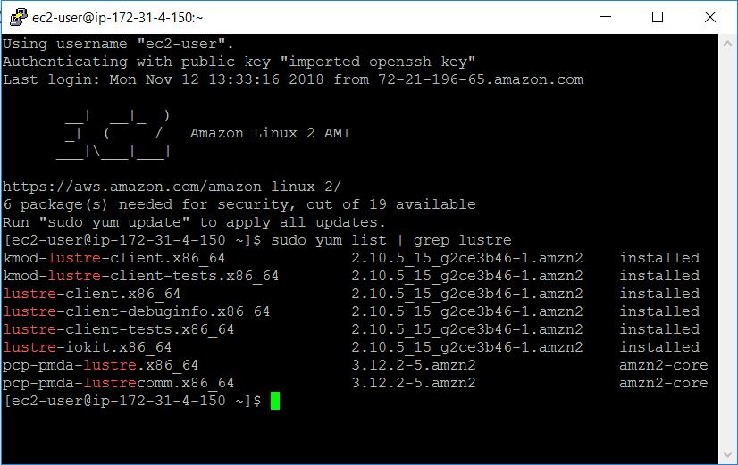 New – Amazon FSx for Lustre   AWS News Blog