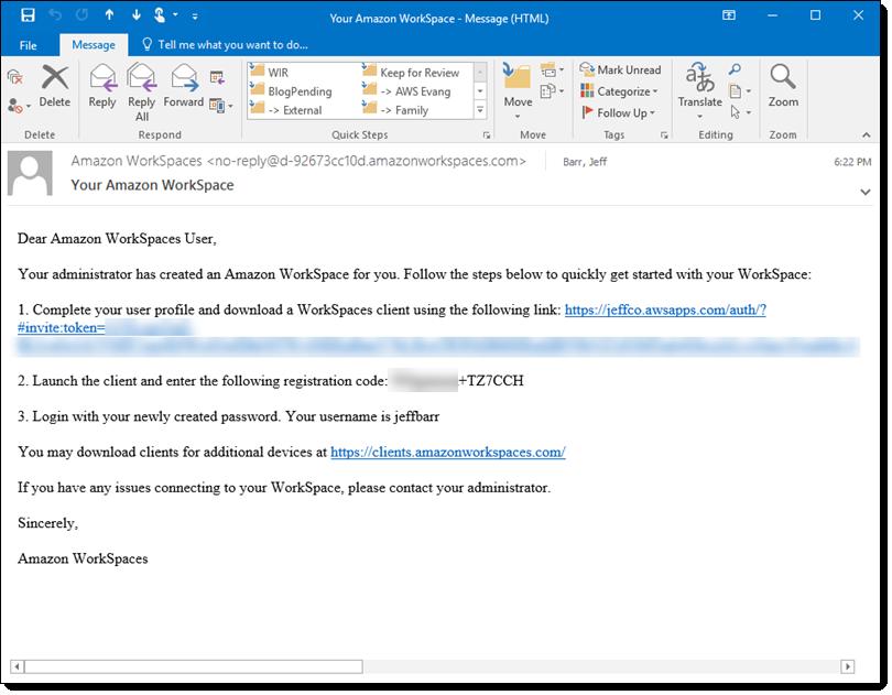 New – Amazon Linux WorkSpaces | AWS News Blog