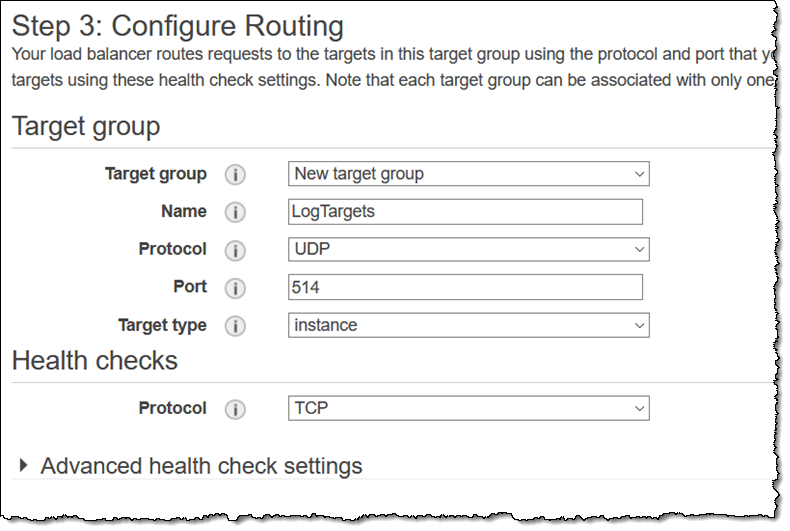 New – UDP Load Balancing for Network Load Balancer | AWS