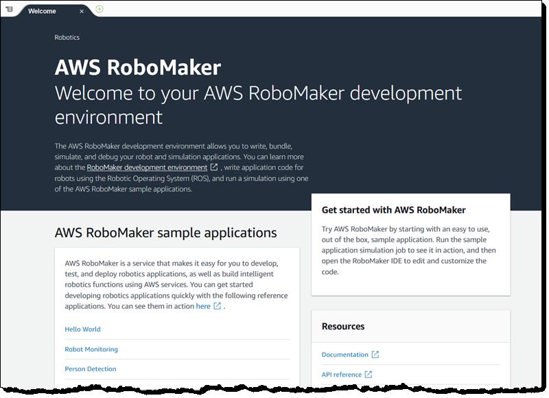 Robot Market!