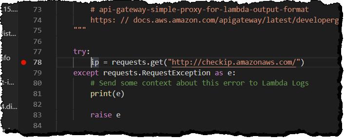 AWS Serverless Application Model (SAM) Command Line Interface