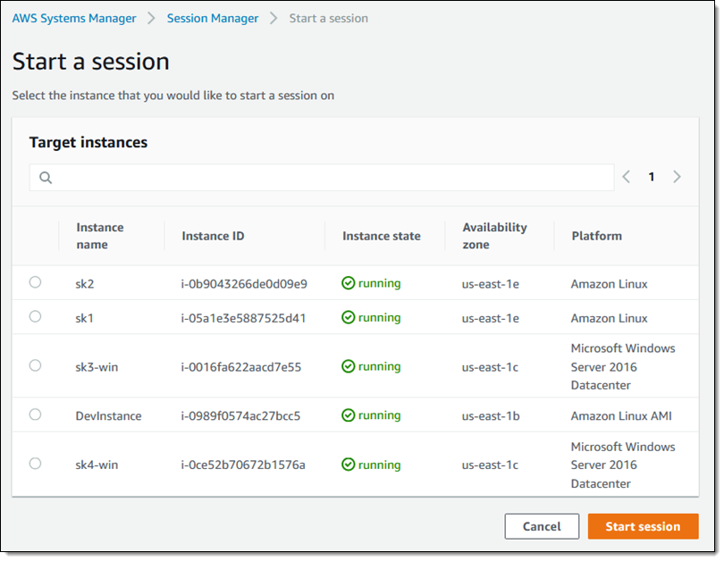 New – AWS Systems Manager Session Manager for Shell Access