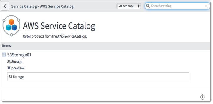 New – AWS Service Catalog Connector for ServiceNow | AWS News Blog