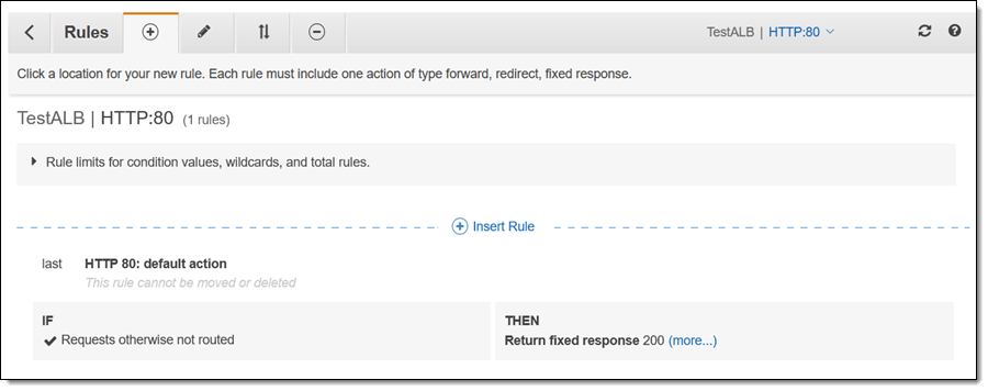 New – Advanced Request Routing for AWS Application Load