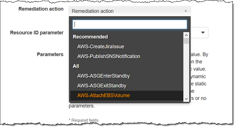 AWS Config | Noise