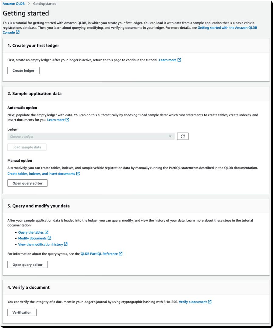 Now Available – Amazon Quantum Ledger Database (QLDB) | AWS