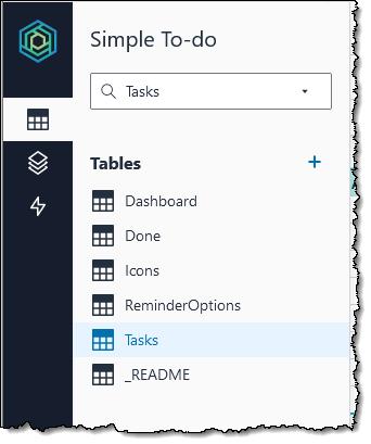 hc tasks tables 1