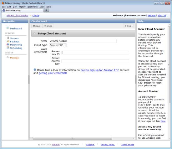 BitNami Cloud Hosting | AWS News Blog